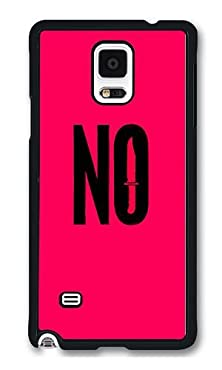 buy Phone Case Custom Samsung Note 4 Phone Case No Knife Black Polycarbonate Hard Case For Samsung Note 4 Case