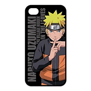 Japanese Anime Naruto Series Naruto Uzumaki for Iphone4/4s Best Rubber Cover Case-Creative New Life
