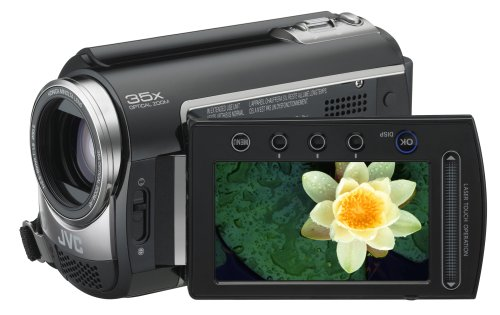 Jvc Everio Gz-Mg360 60Gb Hard Drive Camcorder With 35X Optical Zoom