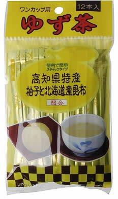 【Amazonの商品情報へ】OSK ゆず茶 ワンカップ用スティック 2g×12本×15 個