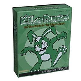 Killer Bunnies: Green Boosters
