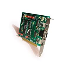 Opto 22 AC422AT ISA Bus Serial Port RS422/485, Non-isolated, 250Ma at 5VDC, 150 mA at +/-12 VDC