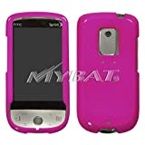 41ffnsrsnoL. SL160  SOLID HOT PINK CELL PHONE CASE COVER FOR HTC HERO Reviews