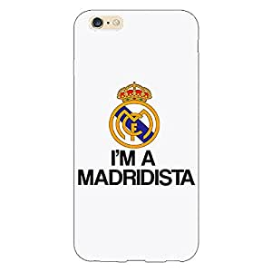 Jugaaduu Real Madrid Back Cover Case For Apple iPhone 6 Plus