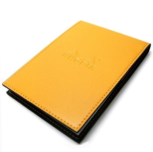 Rhodia/ロディア イーピュア カバー付ブロック(No.12サイズ)【オレンジ】 cf11812