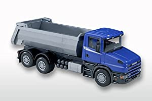 Amazon.com: Emek Scania T-Cabin Dumper Truck: Toys & Games