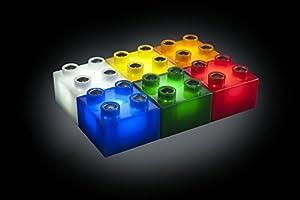 Light Stax® Zusatzsteine MIX, Inhalt: 6 Stück