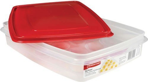 Rubbermaid Egg Keeper-red Cover