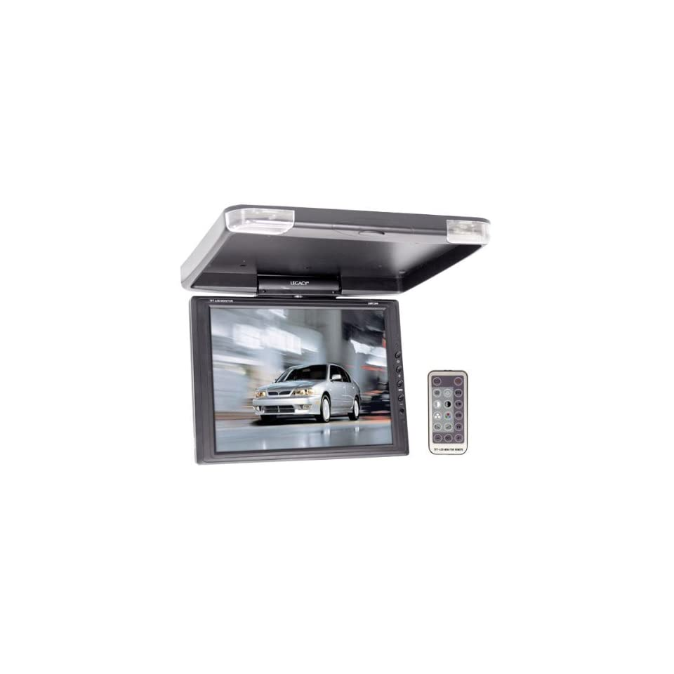 Legacy LMR1344 13 TFT LCD Flip Down Car Monitor TV
