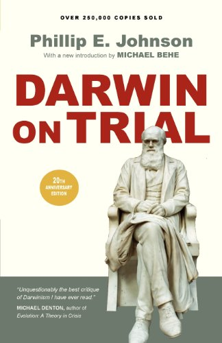 Darwin on Trial: Phillip E. Johnson: 9780830838318: Amazon.com: Books