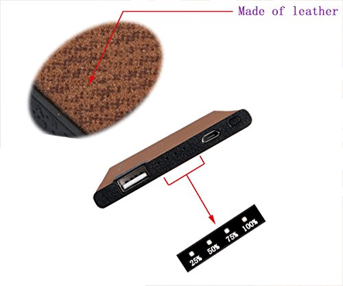 CALIFORNIA-CADE-ELECTRONIC-4200mAh-Fashion-Leather-Power-Bank