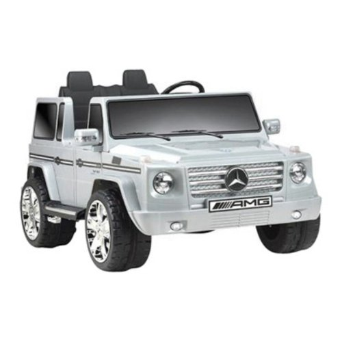 NPL Mercedes Benz G55 12 Volt Battery Operated Truck Riding Toy