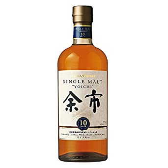 Yoichi 10 Year Old Single Malt 70 cl