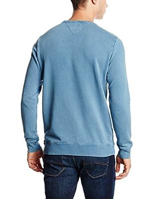 Hilfiger Denim Men's Thdm Cn Hknit L/S 12 Sweatshirt