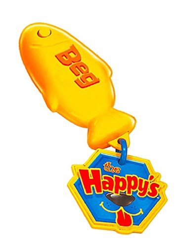 The Happy's Happy Treat Yellow Beg - 1