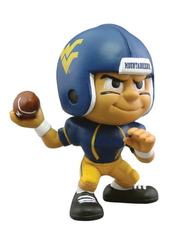 Lil' Teammates Series West Virginia Mountaineers Quarterback