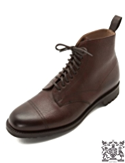 Best of British Leather Toe Cap Boots