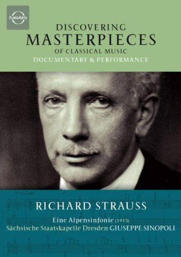 Strauss Alpensinfonie (Discovering Masterpieces 7: Strauss) [DVD] [2008]