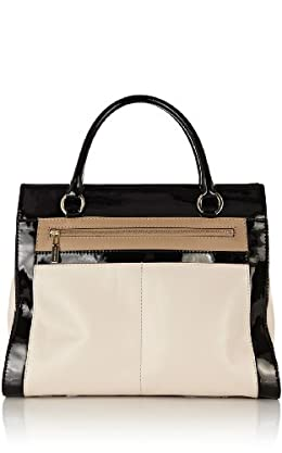 Color Block Large Bag