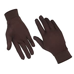 Silk glove liners cycling