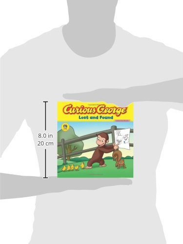 Curious George: Lost and Found: Curious about Direction
