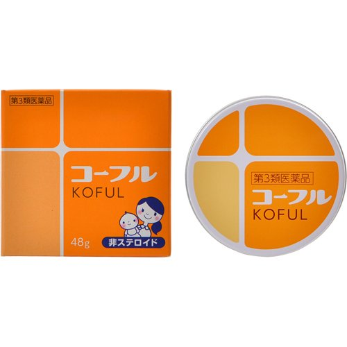 【第3類医薬品】コーフル 48g