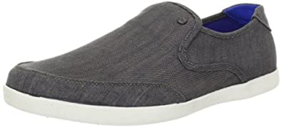 Steve Madden Men's Gindle Slip-On Sneaker,Grey Multi,7 M US