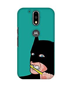 PickPattern Back Cover for Motorola Moto G4 Plus
