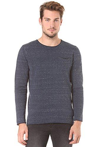 selected-herren-pullover-jai-wool-crew-neck-xl-hellblau