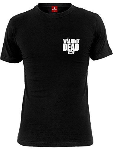 The Walking Dead New World Tour T-Shirt nero XL