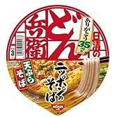 日清食品 どん兵衛 天そば 西日本 36個セット(12個×3)