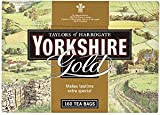 Yorkshire Tea Bags Gold ( 12 x 160 Pack )
