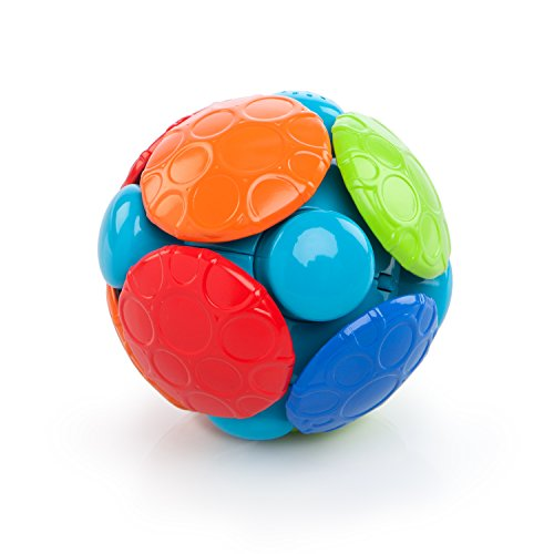 O Ball Wobble Bobble Toy - 1