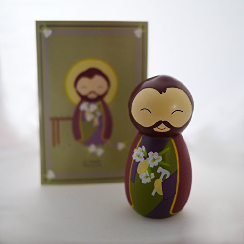 Saint Joseph, foster-father of Jesus Collectible Vinyl Figure