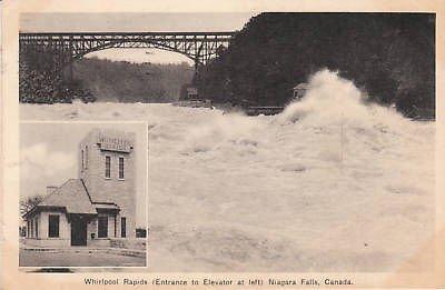 E1175 Canada, Niagara Falls Whirlpool Rapids Postcard (Whirlpool Canada compare prices)
