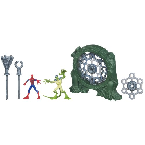 The Amazing Spider-Man Web Launchers Sewer Slingshot - 1