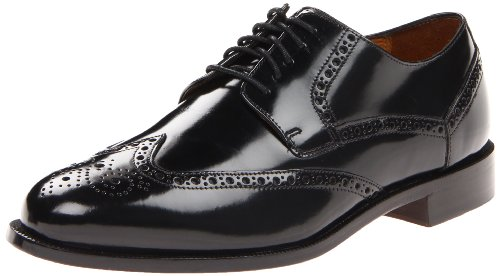New Cole Haan Men's Air Carter Wingtip Oxfords Black 8.5 (Cole Haans New Men compare prices)