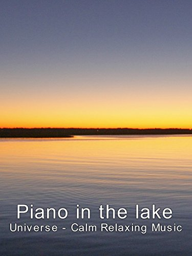 Piano in the lake,