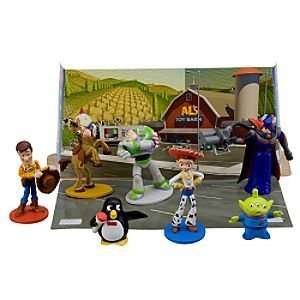 Disney Toy Story 2 Figure Play Set -- 7-Pc.