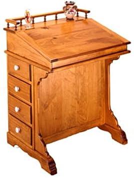 Captain desk woodworking plans