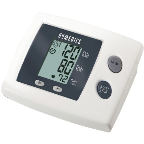 Image of HOMEDICS BPS-060 MANUAL INFLATE BLOOD PRESSURE MONITOR (B00A9XI3GG)