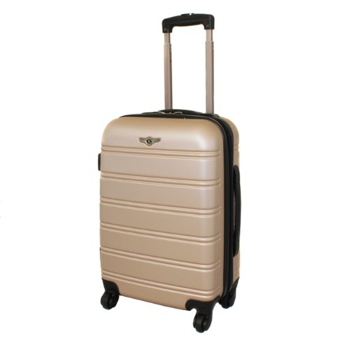 Rockland Luggage Melbourne Series Carry-On Upright