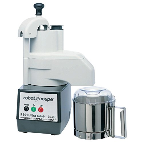 Robot Coupe R 301 ULTRA Food Processor with 3.5 Qt S/S Bowl that s not my robot