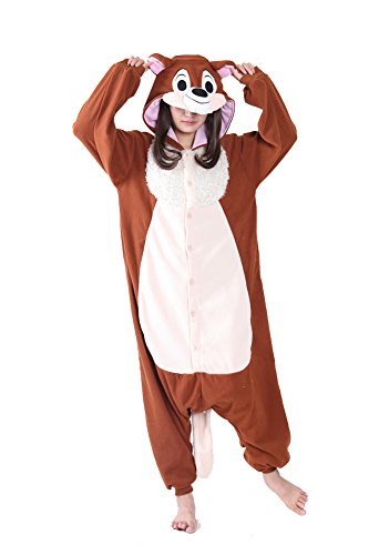 Meled (Brown Squirrel Costume)