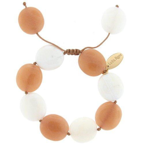 lola-rose-bracelet-femme-quartzite-kinley-gris-marbre-blanc-coquillage