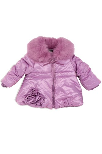 Kate Mack - Lilac Fairy Girl's Polyfill Jacket