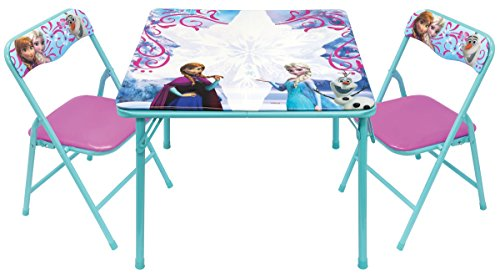 Frozen Erasable Activity Table Set with 3 Markers (Frozen Table And Chair Set compare prices)
