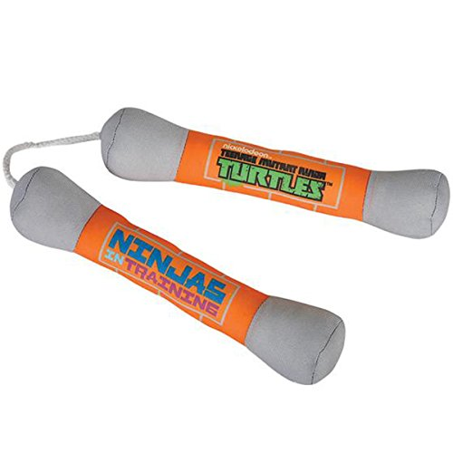 Teenage Mutant Ninja Turtles Nunchucks Plush - 1