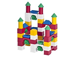 AquaPlay 376 Sand / Water Castle 50 Pieces