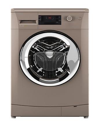 Beko WMB 71443 PTECC Waschmaschine FL / A+++ / 171 kWh/Jahr / 1400 UpM / 7 kg / 9020 L/Jahr / cappuccino